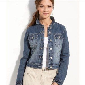 Sister Moon Nordstrom Denim Jean Jacket Medium